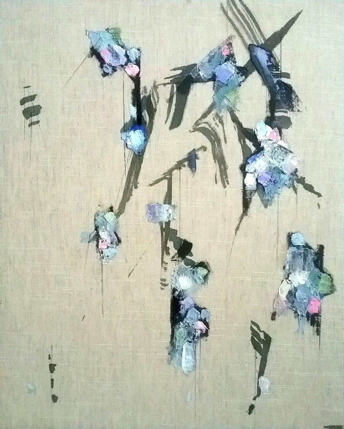 Ikebana sketch (3)