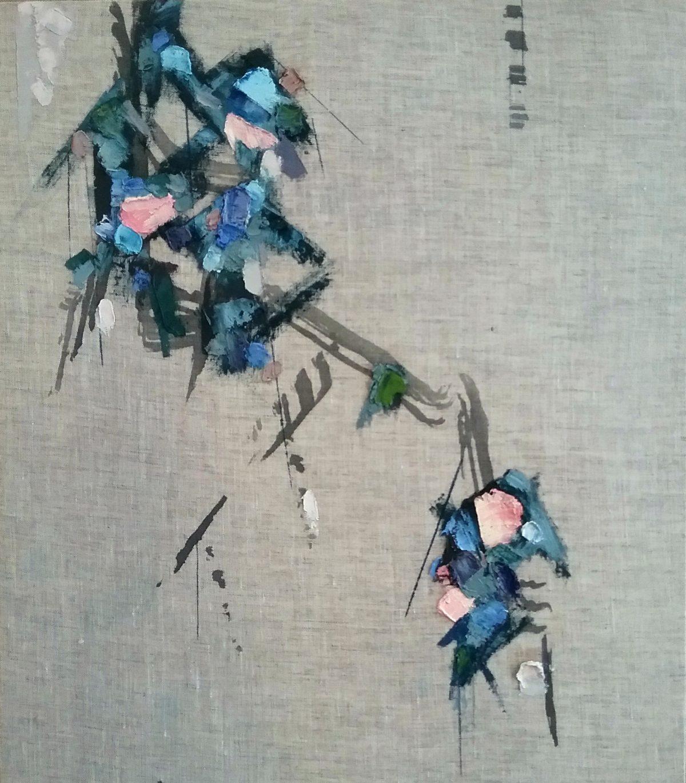 Ikebana sketch (4)
