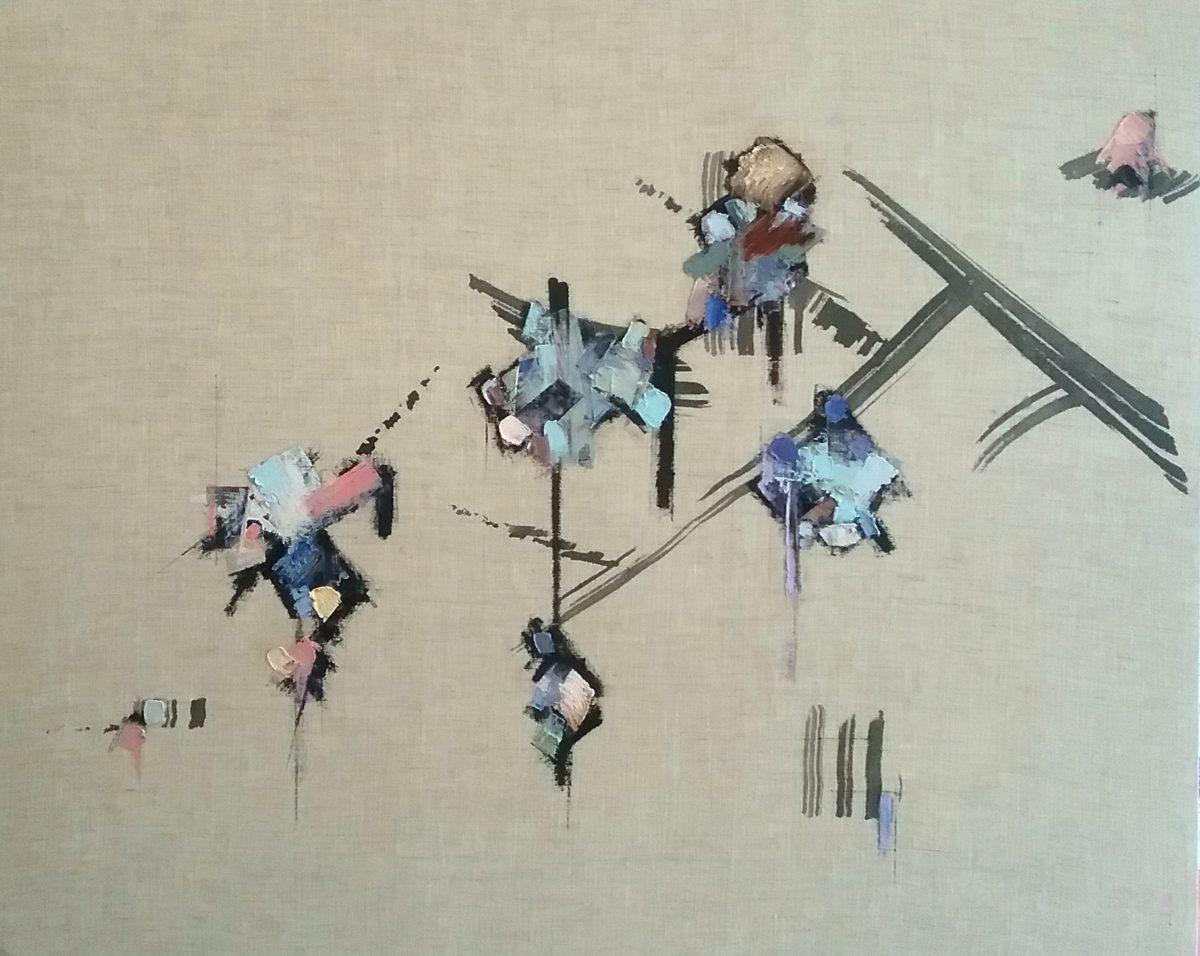 Ikebana sketch (5)