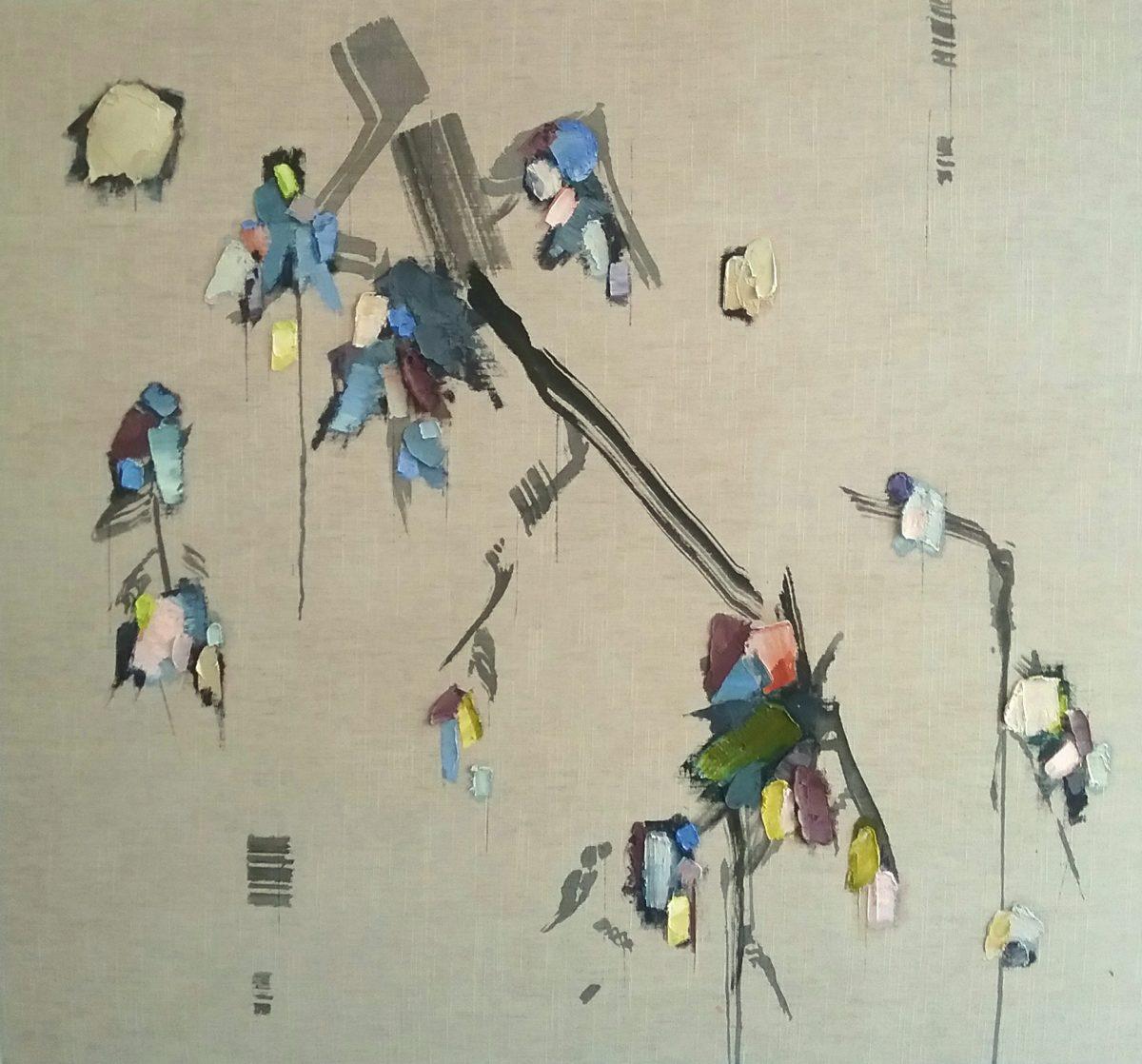 Ikebana sketch (8)